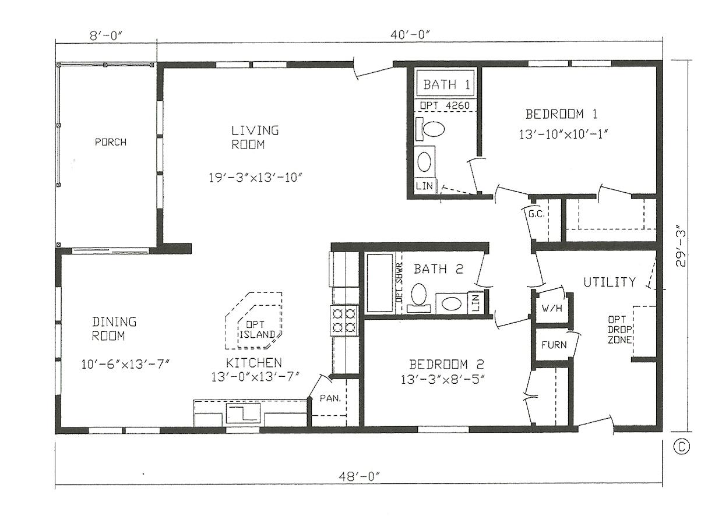 The Pike Bay Modular St Cloud Mankato Litchfield Mn Lifestyle Homes
