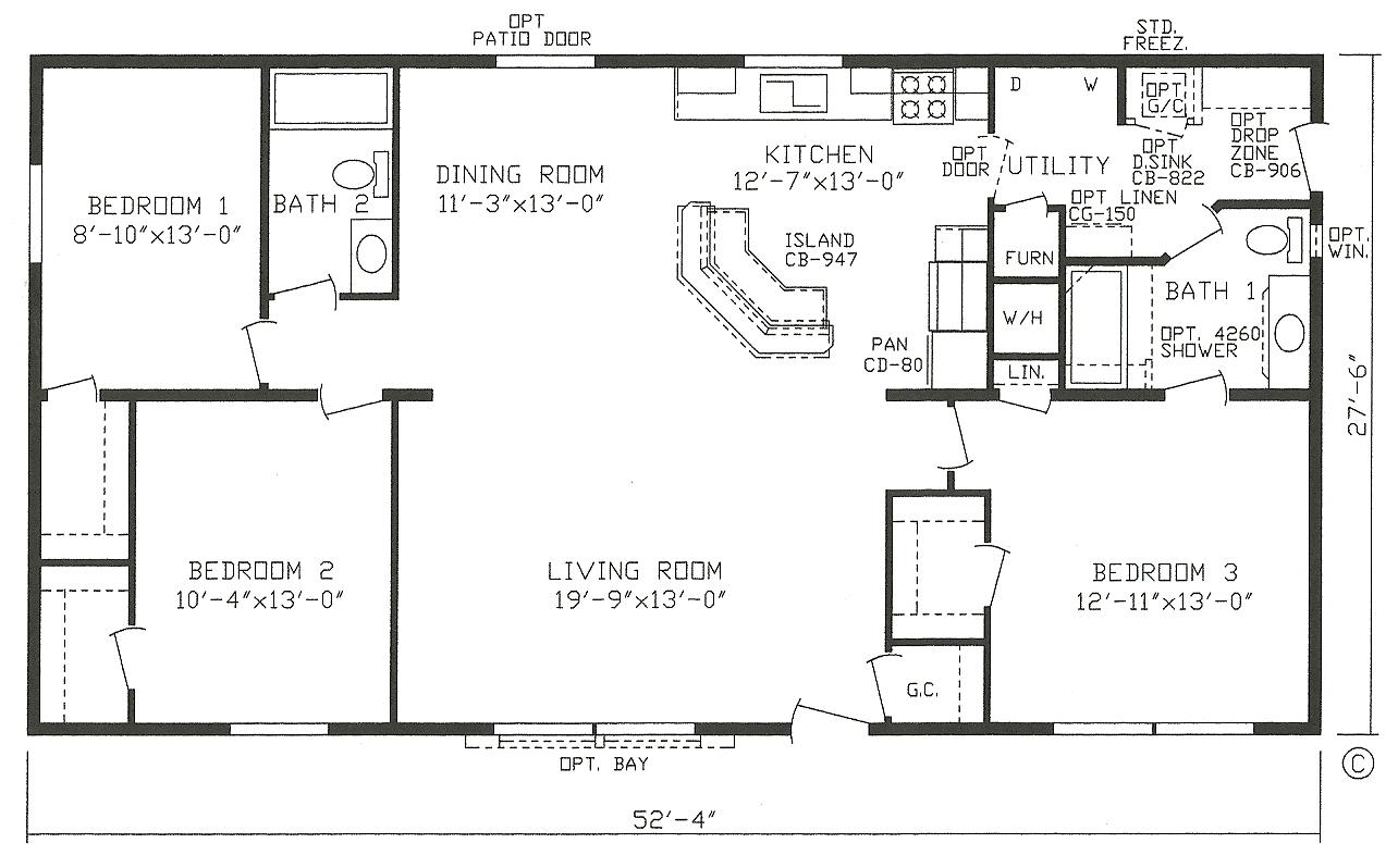 3 Bedroom 2 Bath Trailer Homes - Architecture Home Design • on 16 x 32 house plans, truck plans, mobile home plans, modular building plans, travel plans, review plans, garage plans, concrete pad plans, smaller smarter home plans, class c motorhome plans, bike plans, camper plans, vardo plans, prefab home plans,
