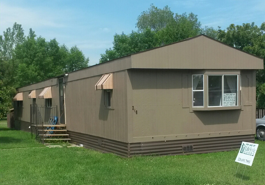 1986-Fairmont-Ext  Mobile Home X on mobile home 24x44, mobile home 28x76, mobile home 28x56,