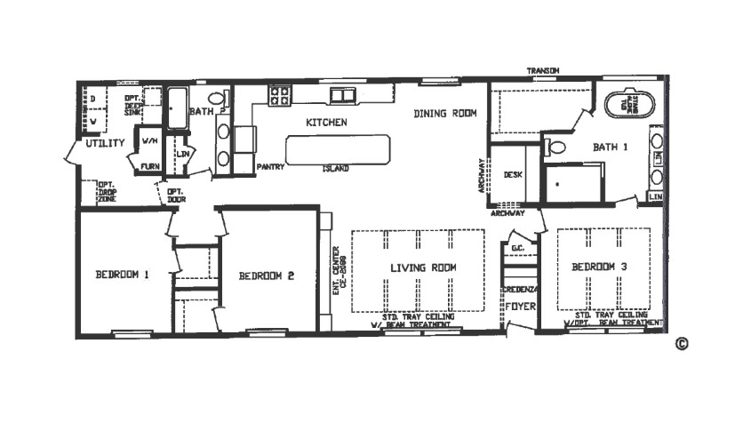 Showcase 28 64 st cloud mankato litchfield mn for Lifestyle homes floor plans